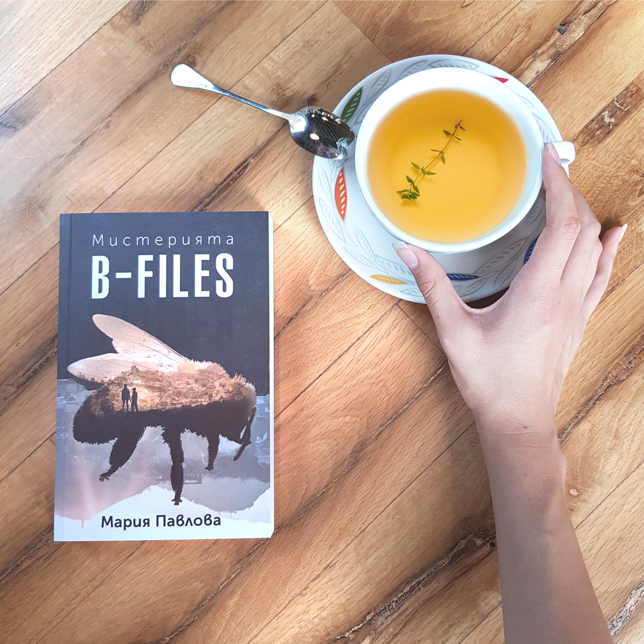 Мистерията B-files
