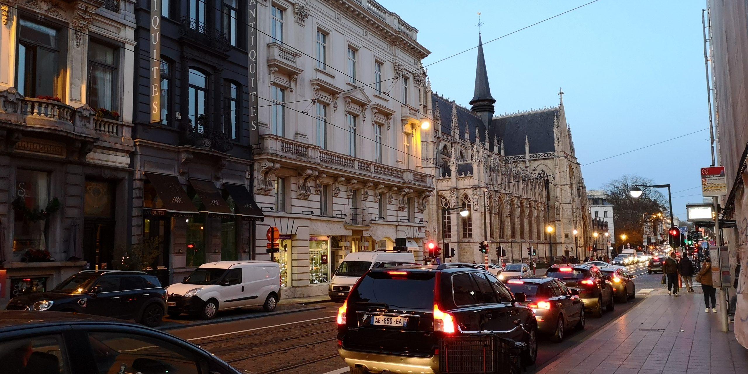 Гран плас, дъжд и шапки, или 5 дни в Брюксел
